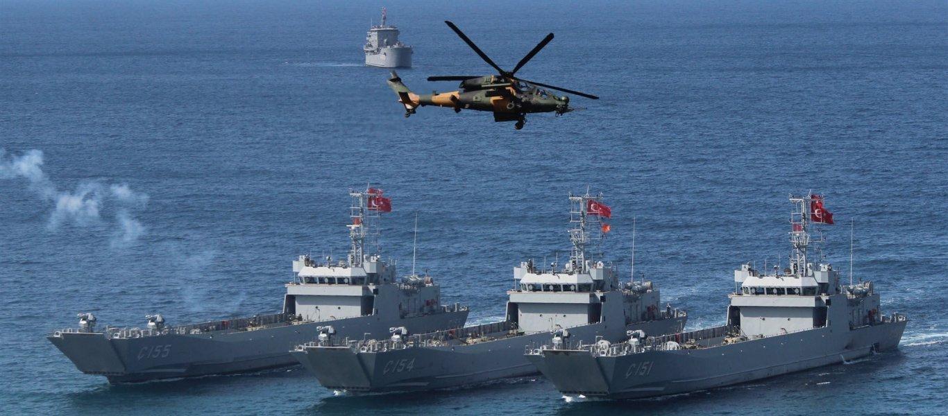 Να αποκλειστούν σύμπλεγμα της Μεγίστης & Στενά για τα ελληνικά πλοία ζήτησε ο δημιουργός του μνημονίου Τουρκίας-Λιβύης!
