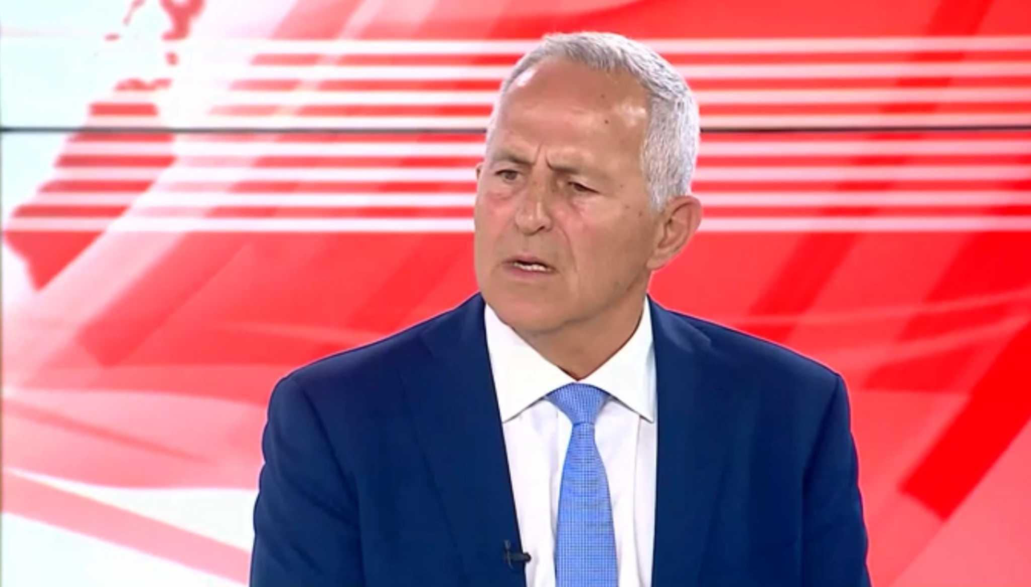 Αποστολάκης: «Βλέπετε να είναι κανείς δίπλα μας; Οι ίδιοι οι Τούρκοι λένε ότι μείναμε μόνοι μας εμείς και η Ελλάδα» (ΒΙΝΤΕΟ)