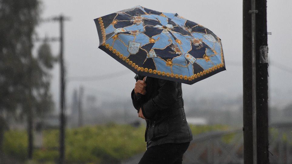 Καιρός – Έκτακτο δελτίο καιρού: Ισχυρές βροχές και καταιγίδες το Σάββατο! (ΦΩΤΟ)