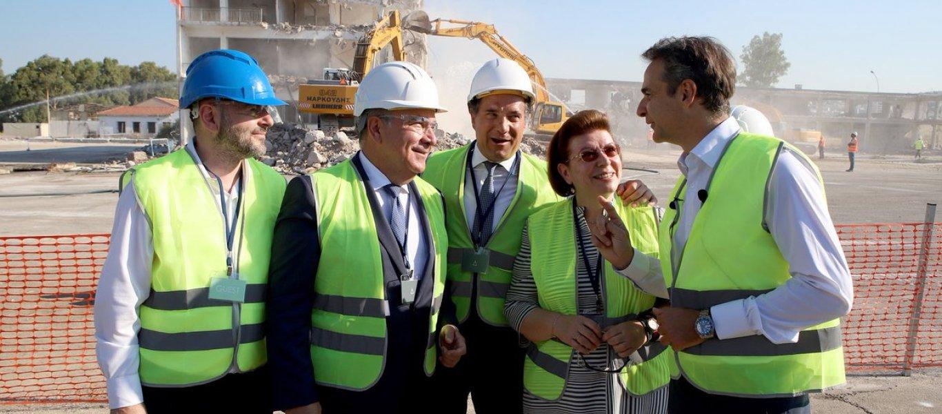 Ελληνικό: Η μεγάλη απάτη – Η κυβέρνηση έκανε εγκαίνια χωρίς να έχει ξεκινήσει το έργο!