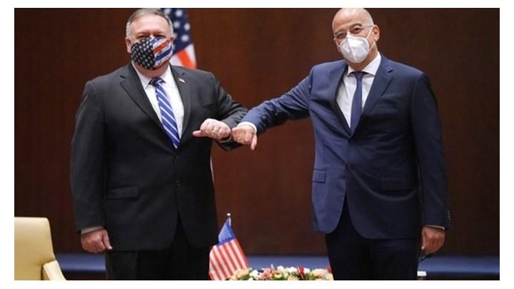 Κοινή δήλωση Ελλάδας – ΗΠΑ: Εξαιρετικές οι διμερείς σχέσεις- Το μήνυμα στην Τουρκία για τις θαλάσσιες ζώνες!