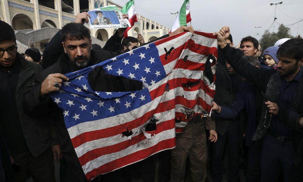 Δείτε live την κηδεία του Κασέμ Σουλεϊμανί στη Βαγδάτη! (ΒΙΝΤΕΟ)