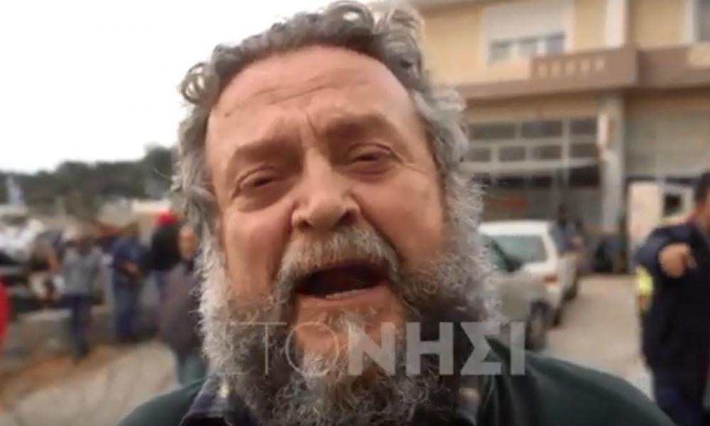 ΕΛΕΟΣ! Η συγκλονιστική μαρτυρία Στρατιωτικού Ιερέα: Βλέπω την πατρίδα μου σκλαβωμένη – Το βίντεο που πρέπει να αφυπνίσει όλους τους Έλληνες!