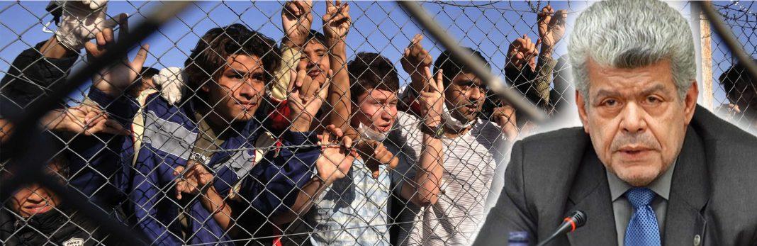 «Καταπέλτης» ο καθηγητής Μάζης: Αν συνηθίσουμε το μεταναστευτικό, σε λίγο δεν θα υπάρχουμε! (ΒΙΝΤΕΟ)
