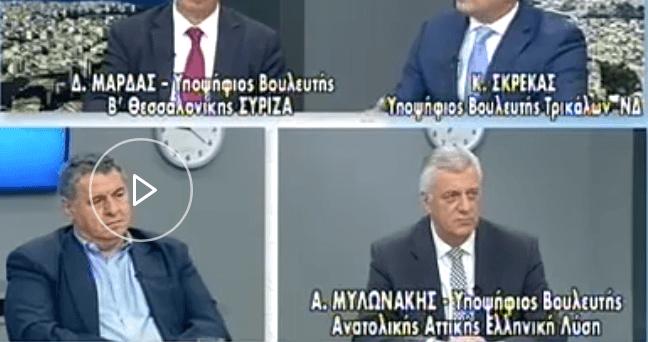 """Αντώνης Μυλωνάκης στον Γ. Παπαδάκη: Γιατί πήγα στην """"Ελληνική Λύση"""" και συμπορεύθηκα με τον Κυριάκο Βελόπουλο! Μπαίνουμε στη Βουλή για να μείνουμε! (ΒΙΝΤΕΟ)"""