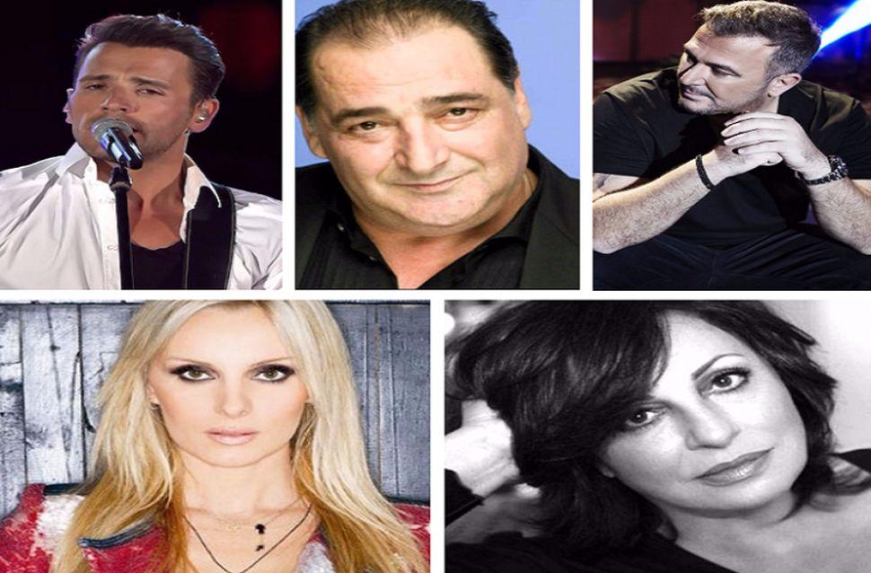 Εσείς τα ξέρατε; 85 διάσημοι Έλληνες που άλλαξαν το όνομα τους-Δείτε τα πραγματικά!