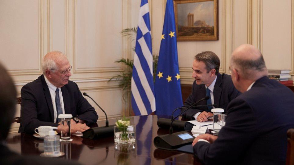 Νέο πακέτο κυρώσεων κατά της Άγκυρας μελετά η ΕΕ!