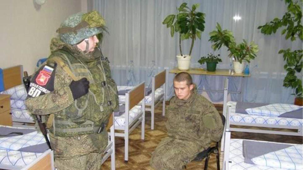Ρωσία: Η «κόλαση των καψονιών» όπλισε το χέρι του στρατιώτη που σκότωσε οκτώ συναδέλφους του!