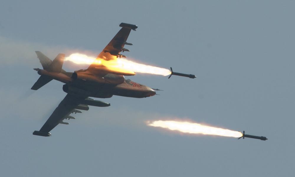 "EKTAKTO – Boμβαρδίζεις τους Τουρκόφιλους στην Ιντλίμπ η Ρωσία! ""Ισοπέδωσε"" μονάδες τεθωρακισμένων και εγκαταστάσεις πυραυλικών συστημάτων! (ΒΙΝΤΕΟ)"