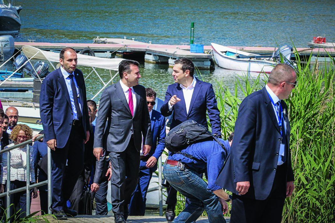 Την Τρίτη στα Σκόπια! Ο Αλέξης πηγαίνει στον τόπο του «εγκλήματος»