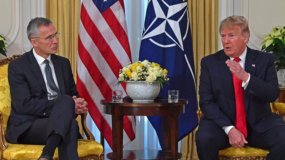 Απασφάλισε ο Τραμπ: Απειλεί την Ευρώπη, επιτίθεται στον Μακρόν και αποθεώνει τον Ερντογάν! (BINTEO)