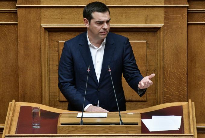 Τσίπρας για την αλλαγή στην ΕΕΑ: «Ποιους κοροϊδεύει τώρα ο Αυγενάκης;»