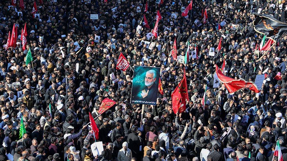 Οι Φρουροί της Επανάστασης απειλούν: Το Ιράν «θα πάρει σύντομα σκληρότερη εκδίκηση»