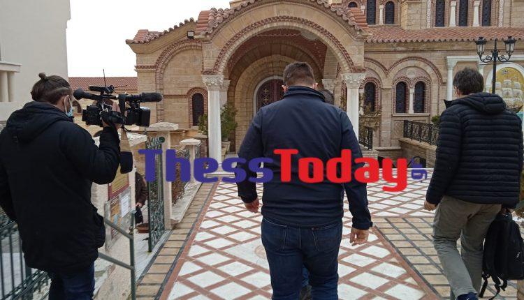 ΕΚΤΑΚΤΟ – Κορωνοϊός: Ιερείς με νοτιοαφρικανική μετάλλαξη – Ο Χαρδαλιάς στη Θεσσαλονίκη (ΦΩΤΟ)