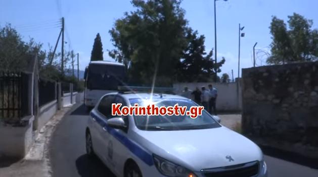 Αρχισε η μεγάλη απόβαση μεταναστών: Εξαγριωμένοι οι κάτοικοι στην Κόρινθο! (Βιντεο)