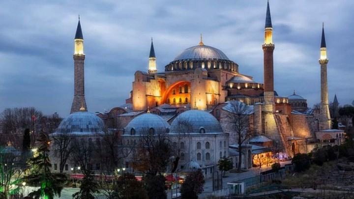 Έκκληση της χριστιανικής νεολαίας στον Ερντογάν για την Αγία Σοφία!