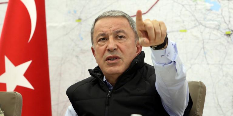 Νέα πρόκληση Ακάρ: «Η Ελλάδα έχει στρατιωτικοποιήσει παράνομα 16 νησιά»