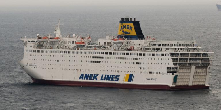 Υγειονομική «βόμβα» το πλοίο «Ελ. Βενιζέλος»: Ανακοινώθηκαν 119 κρούσματα