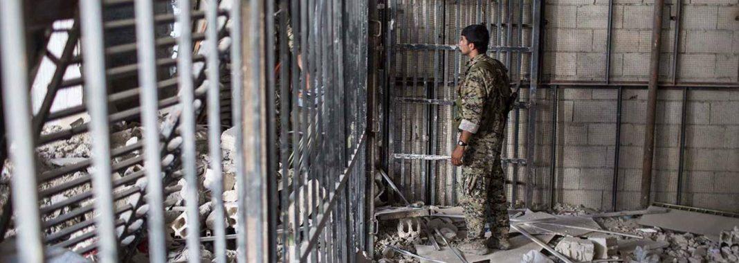 Και τώρα τι κάνουμε; Δραπέτευσαν 785 τζιχαντιστές από στρατόπεδο και φυλακές που κρατούνταν! (ΒΙΝΤΕΟ)