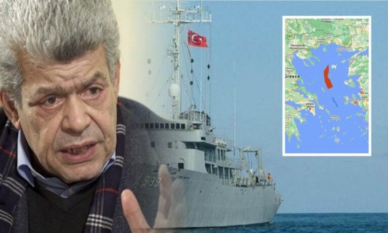"""ΚΑΘΗΓΗΤΗΣ ΜΑΖΗΣ: «Η Ελλάδα πρέπει να είναι έτοιμη να βυθίσει το """"Τσεσμέ""""…» (ΒΙΝΤΕΟ)"""