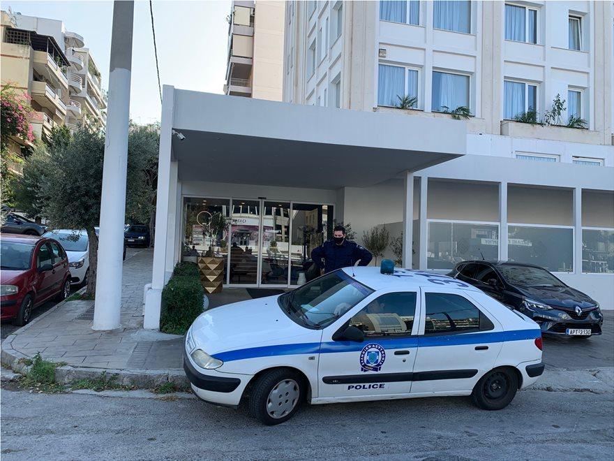 ΜΠΟΥΚΑ της ΕΛ.ΑΣ σε πάρτι με 31 άτομα σε ξενοδοχείο στη Συγγρού! ΔΕΙΤΕ ποιο είναι! Πολίτης κάλεσε την Άμεση Δράση! (φωτο)