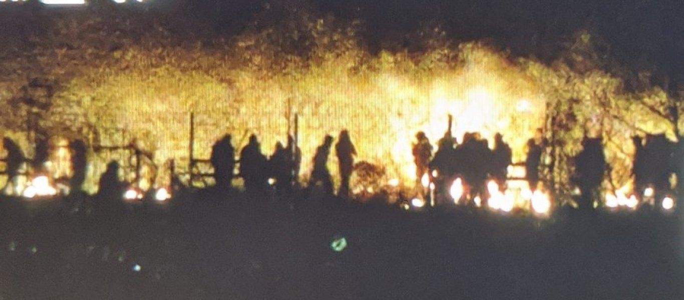 Επικίνδυνη κλιμάκωση: Φωτιές στον Έβρο – Στα ελληνοτουρκικά σύνορα καταδρομείς της τουρκικής Στρατοχωροφυλακής (BINTEO)