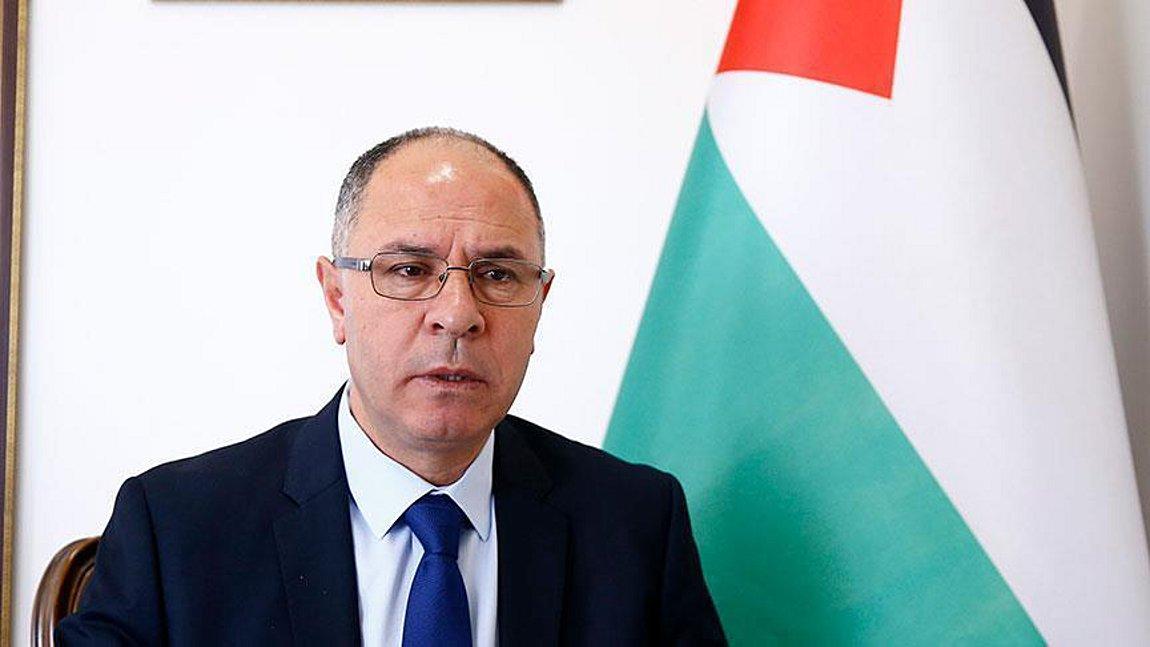 Δήλωση βόμβα του Παλαιστίνιου πρέσβη στην Αγκυρα: «Είμαστε έτοιμοι για συμφωνία ΑΟΖ με την Τουρκία»