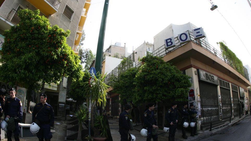 Εισαγγελία Πρωτοδικών: «Πράσινο φως» για την εκκένωση του ΒΟΞ, της άτυπης έδρας του Ρουβίκωνα!