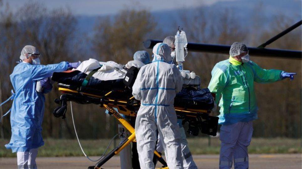 Κορωνοϊός – Γαλλία: Εφιάλτης με 1.427 νέους θανάτους – Πάνω από 10.000 το σύνολο των νεκρών