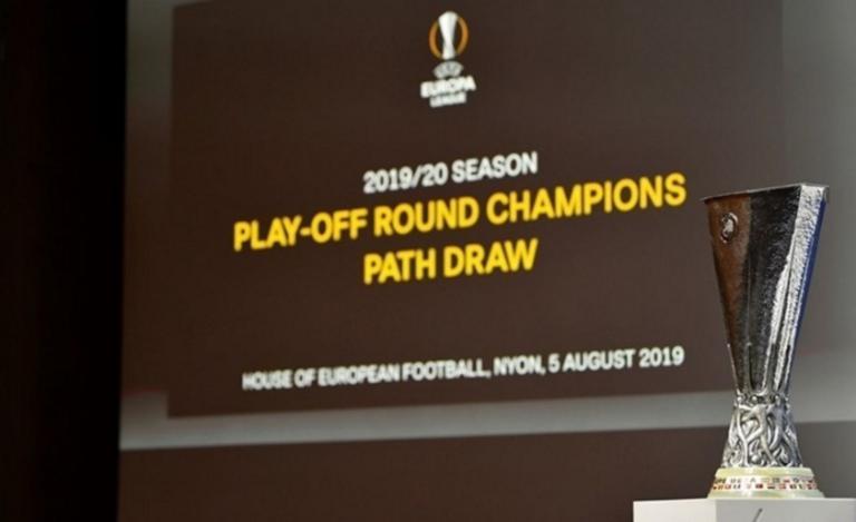 Κλήρωση Europa League: Αυτοί είναι οι αντίπαλοι ΠΑΟΚ, ΑΕΚ, Ατρομήτου και Άρη! (ΦΩΤΟ)