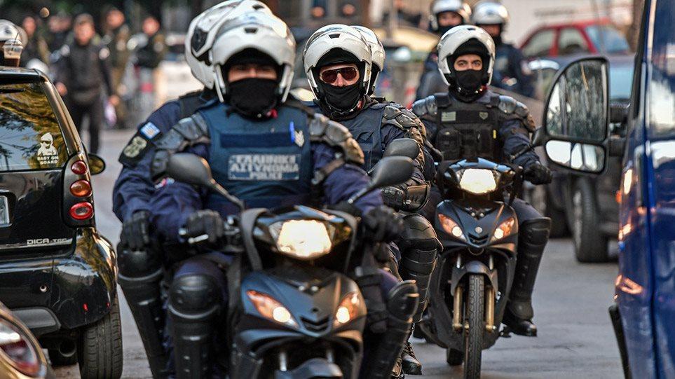 Το νέο σχέδιο της ΕΛΑΣ για το κέντρο της Αθήνας με 250 αστυνομικούς και ειδικούς φρουρούς!