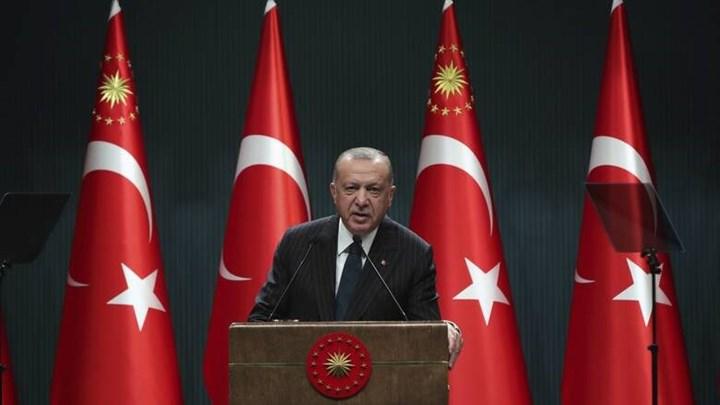 Δεν σταματά πουθενά! Προκλητικός ξανά ο Ερντογάν: Η Τουρκία έχει δικαίωμα να επεμβαίνει όπου υπάρχει βία – Από Λιβύη έως Σομαλία