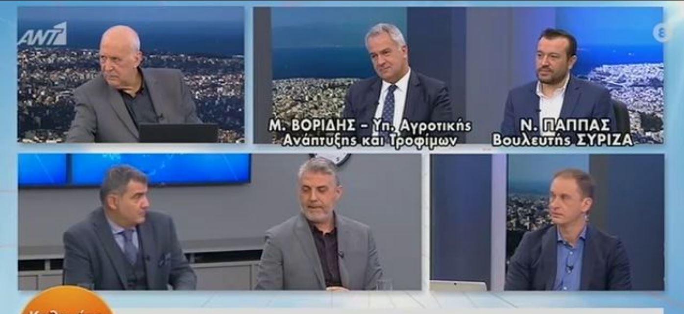 ΡΕΣΙΤΑΛ ΑΝΘΕΛΛΗΝΙΣΜΟΥ! Ο ΣΥΡΙΖΑ «βύθισε» το Καστελόριζο – Ν.Παππάς: «Δεν ανήκει στο Αιγαίο γεωγραφικά!» – Βίντεο