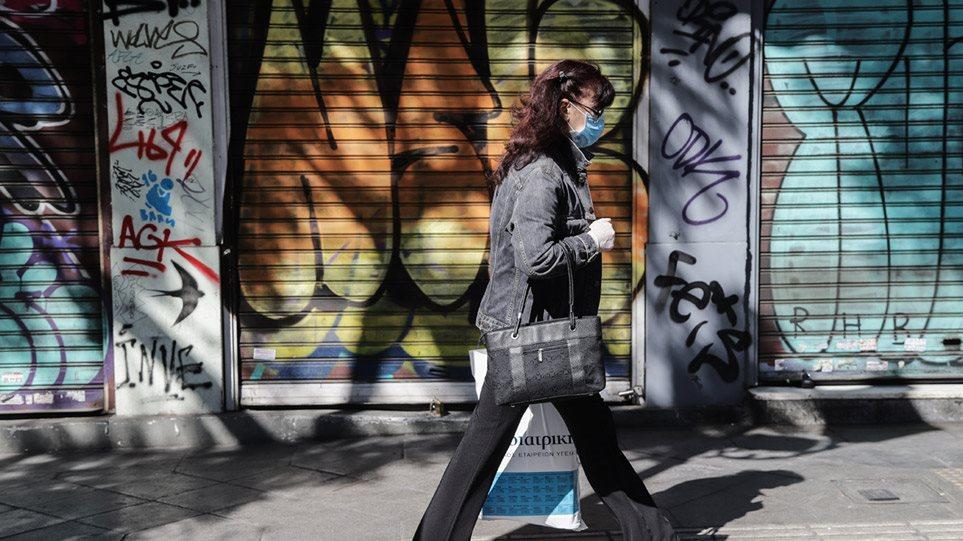 Κορωνοϊός: Τον Απρίλιο η κορύφωση στην Ελλάδα – Προβληματίζει η ενδογενής διασπορά! Στο τραπέζι και η απαγόρευση κυκλοφορίας!