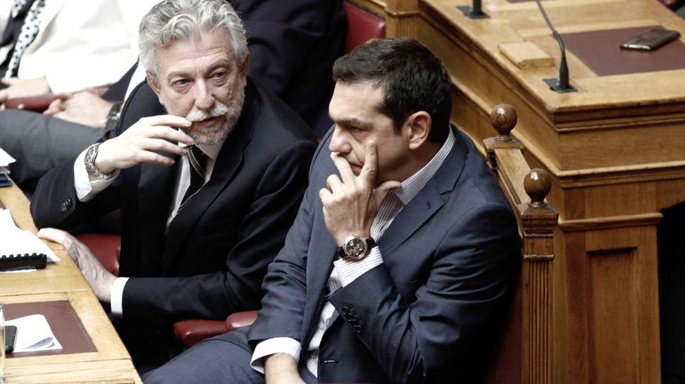 Βάζει «φωτιά» στο πολιτικό σκηνικό η παραίτησή του Κοντονή για τις αλλαγές του ΣΥΡΙΖΑ που ευνόησαν τη Χρυσή Αυγή! Θύελλα αντιδράσεων…