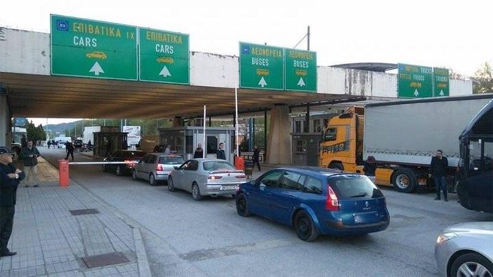 Κορωνοϊός: Νέα μέτρα για την είσοδο στη χώρα από τα χερσαία σύνορα – Τι ανακοίνωσε ο Πέτσας