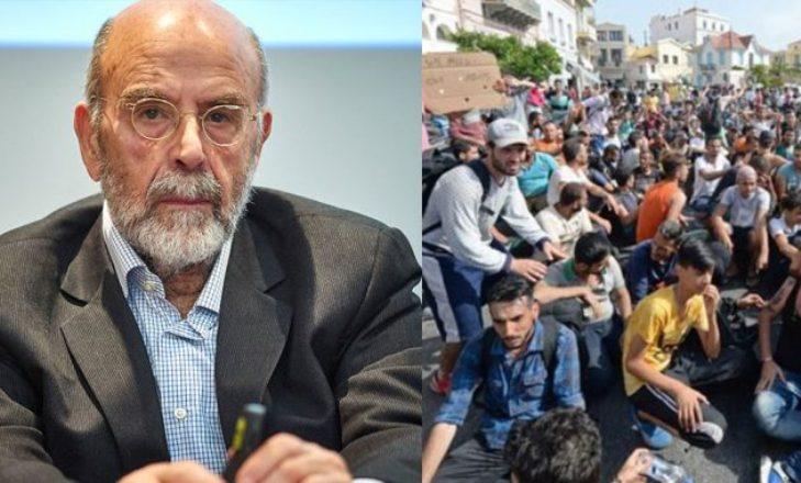 Αντώνης Λιάκος: Η Ελλάδα έχει ανάγκη από 1 εκατομμύριο μετανάστες! Τι λέει ο σύμβουλος για την ανασυγκρότηση του ΣΥΡΙΖΑ!