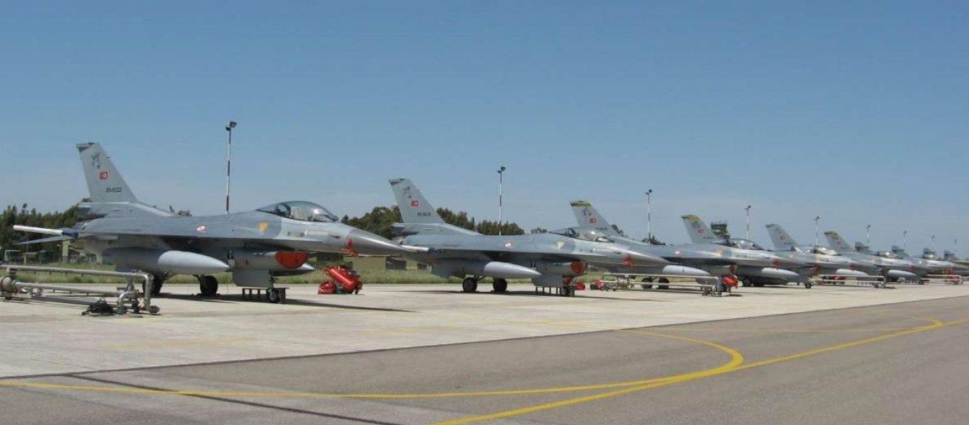 Η Al-Watiya στην Λιβύη μετατρέπεται σε τουρκική αεροπορική βάση – Σε 20′ κτυπούν την Κρήτη από τα νότια!