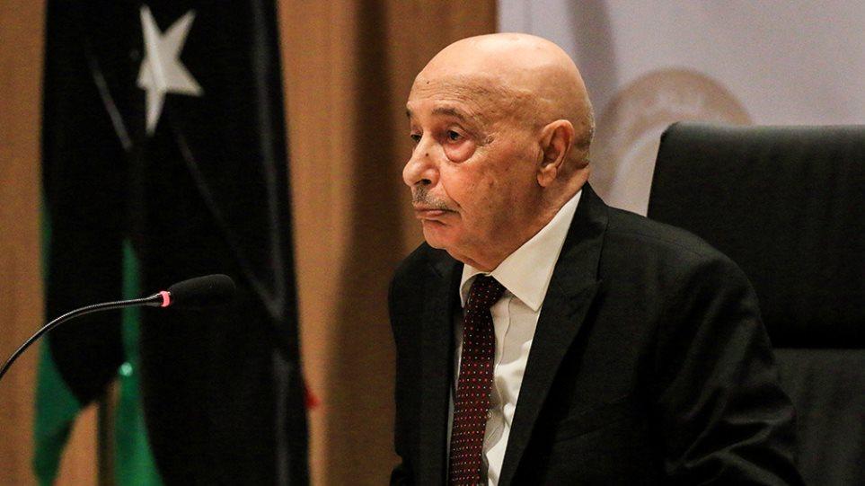 Λιβύη – Ο προέδρος της Βουλής στον ΟΗΕ: Παράνομη οντότητα η κυβέρνηση, άκυρη η συμφωνία!
