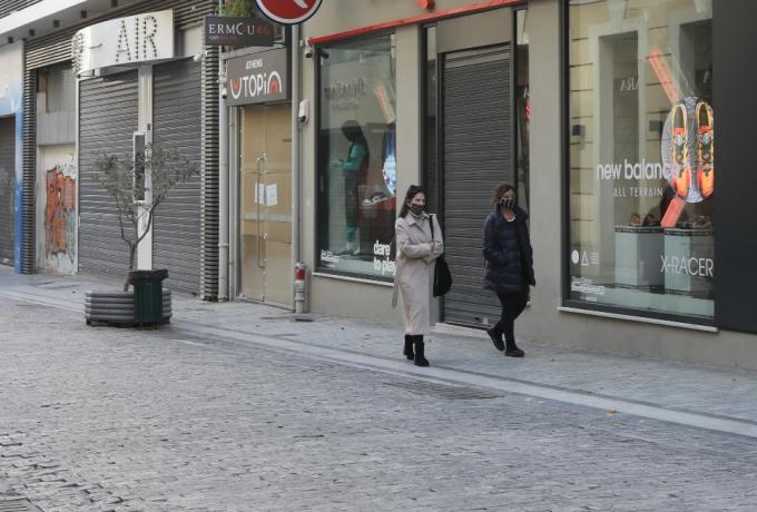 «Φρένο» λοιμωξιολόγων στο άνοιγμα καταστημάτων στις 14 Δεκεμβρίου