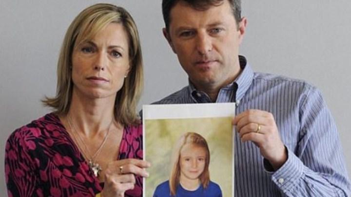 Εξαφάνιση Μαντλίν – Η επιστολή Γερμανών εισαγγελέων προς τους γονείς της: Το παιδί είναι νεκρό!
