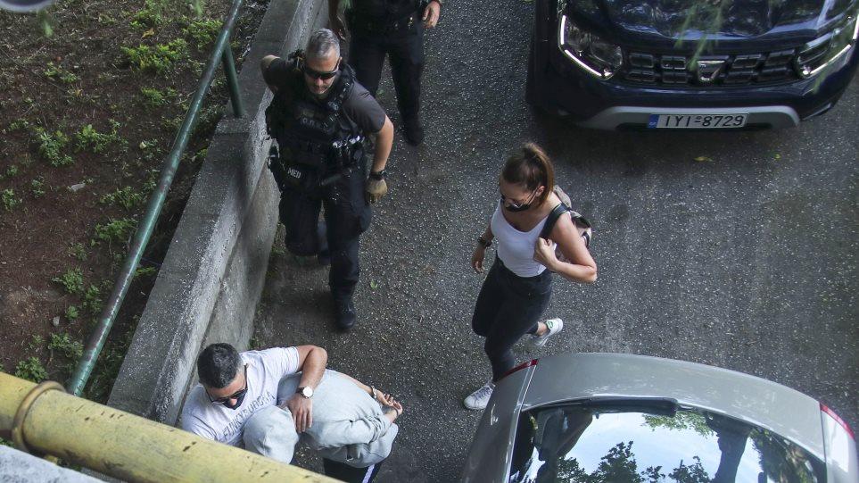 Απαγωγή Μαρκέλλας: Από το… γκαράζ στα δικαστήρια η 33χρονη κατηγορούμενη! Την φυγάδευσαν οι αστυνομικοί! (ΒΙΝΤΕΟ)