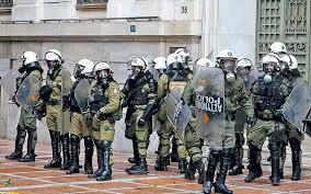 Μέτρα για την αντιμετώπιση της αστυνομικής βίας