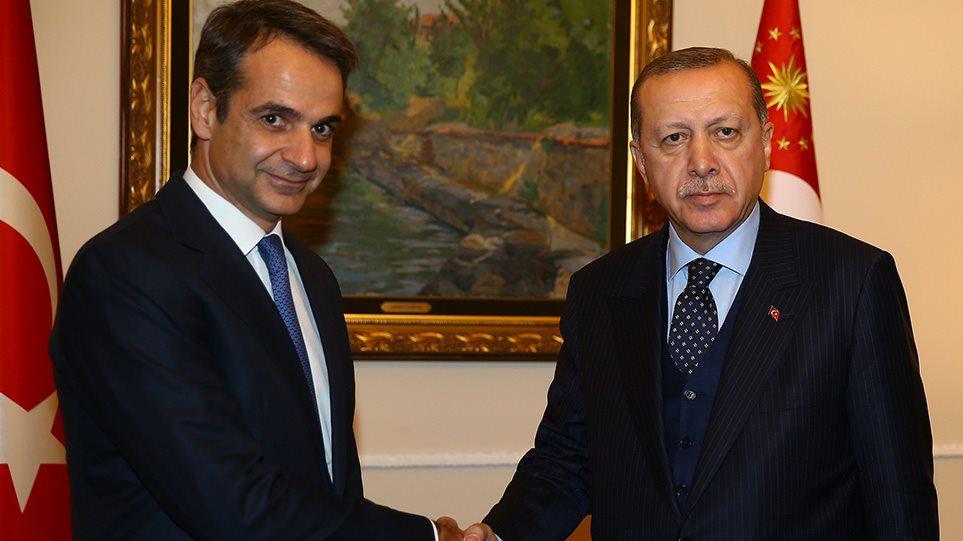 Συνάντηση Μητσοτάκη-Ερντογάν μέσα στην «φουρτούνα»! Φήμες για αμερικανική παρέμβαση…
