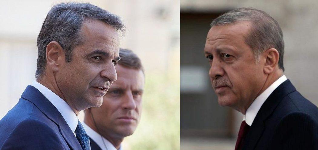 Γιατί ο Μακρόν κήρυξε «πόλεμο» στον Ερντογάν – Οι βαθύτερες αιτίες της κρίσης Γαλλίας – Τουρκίας