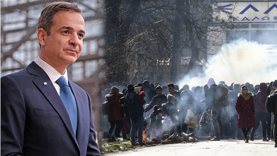 Μητσοτάκης στο CNN: Τουρκική προβοκάτσια στα σύνορά μας – Έχουμε κάθε δικαίωμα να τα προστατέψουμε! (ΒΙΝΤΕΟ)