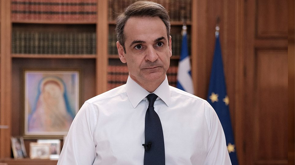 Κ.Μητσοτάκης: «Υποχρεωτική η μασκοφορία σε όλους τους Έλληνες παντού – Από τις 00.30 απαγόρευση κυκλοφορίας»