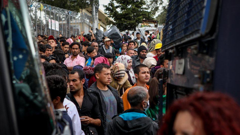 Μόρια: ΜΚΟ αναφέρθηκε σε «ελληνικό τμήμα της Λέσβου» εξαιρώντας το ΚΥΤ – Σάλος με την ανάρτηση! (ΦΩΤΟ&ΒΙΝΤΕΟ)