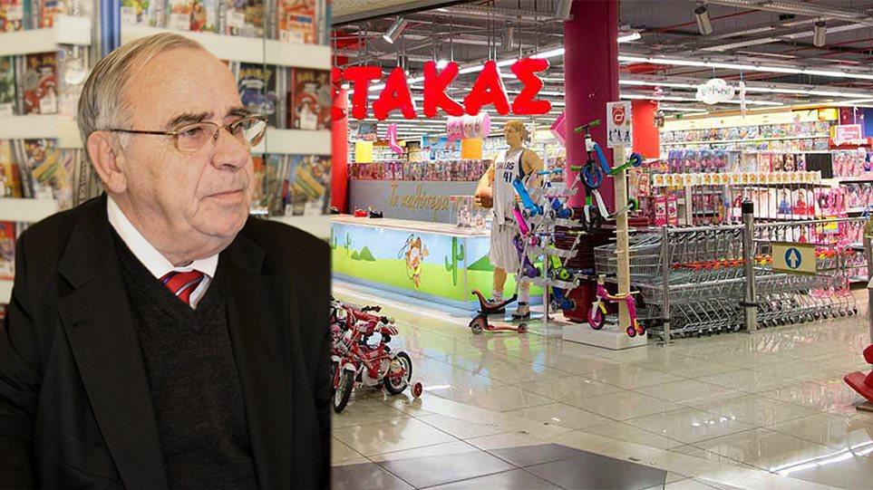Πέθανε σε ηλικία 83 ετών ο Γιώργος Μουστάκας, ο γητευτής των παιχνιδιών…