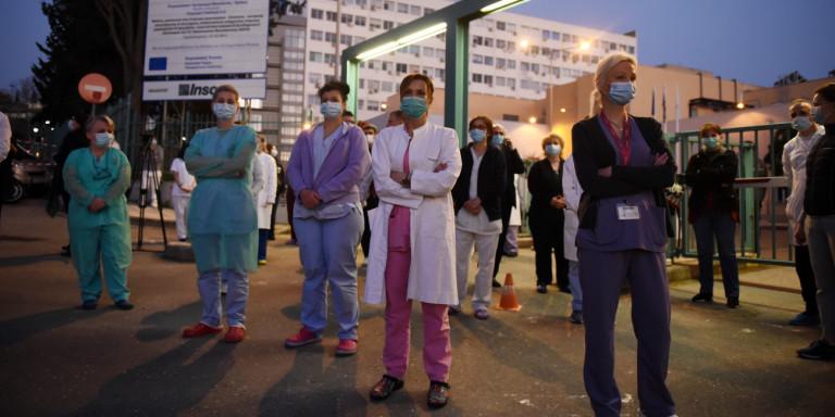 Συναγερμός σε ΑΧΕΠΑ και «Αλεξάνδρα»: Εντοπίστηκαν ασυμπτωματικοί ασθενείς με κορωνοϊό -Εκτέθηκαν δεκάδες υγειονομικοί